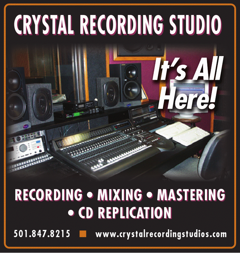 Crystal Recording Studio